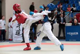 Championnat de France Combats Minimes 2015